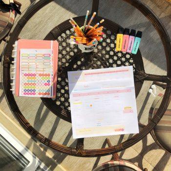 Planner de Metas | Miss Paper | Karina Matos