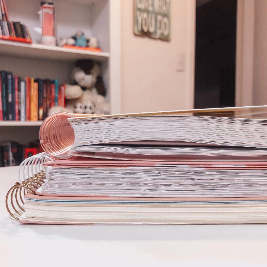 use seu planner na quarentena | miss paper